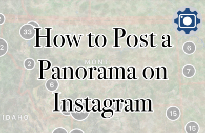 How to Post a Panorama on Instagram as a Swipeable Multi-Post