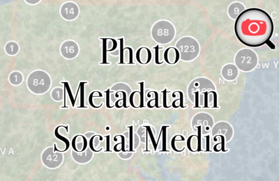 Social Media Websites That Will Expose Location With Uploaded Photos
