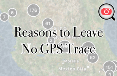 Remove GPS From Hiking Photos, Crowds are Begging You